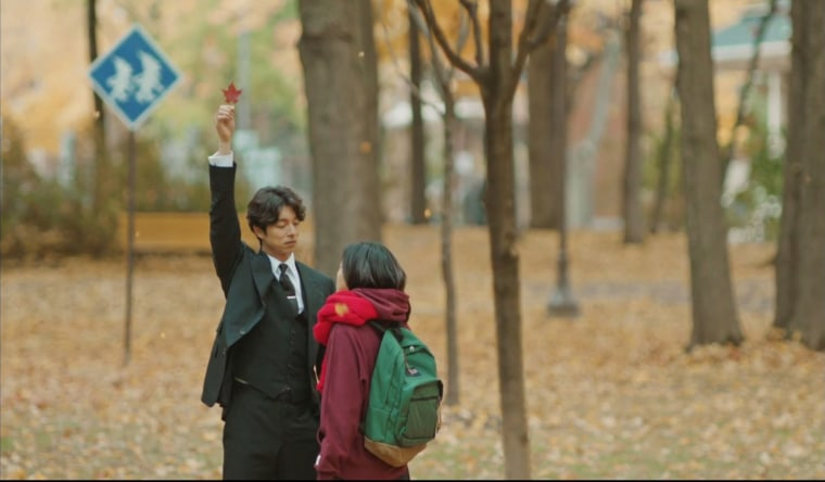 """""""Goblin,"""" the Korean drama starring Gong Yoo and Kim Go-Eun, has become the highest-rated Korean cable drama."""