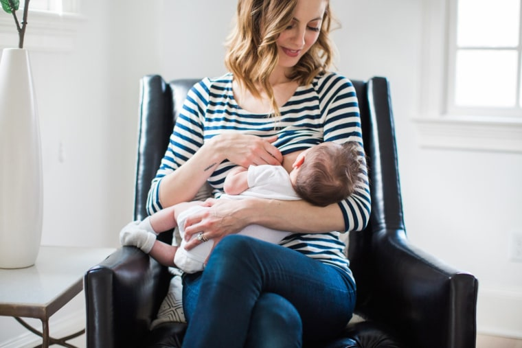 Eva Amurri Martino opened up in a recent blog post about her decision to wean son, Major, from breastfeeding.