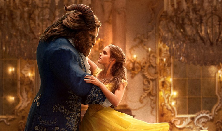 "Dion will record a new song for the live-action version of ""Beauty of the Beast,"" starring Emma Watson, due in theaters in March."