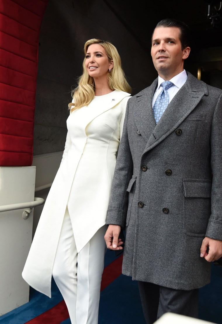 Ivanka Trump inauguration outfit