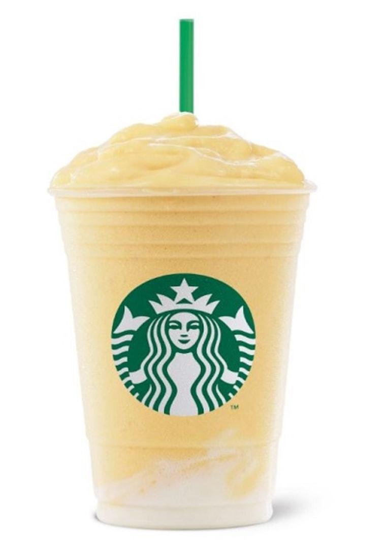 Starbucks Banana Frappuccino