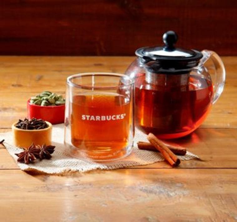 Starbucks Teavana India Spice Majesty Blend