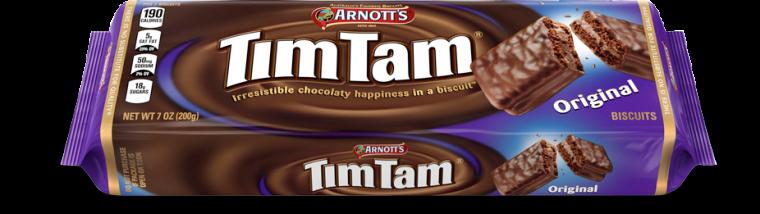 Tim Tam Biscuit Cookies