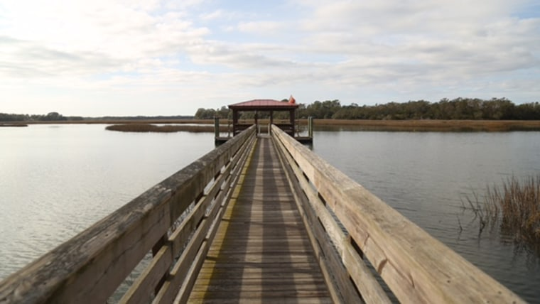 Image: Penn Center Dock