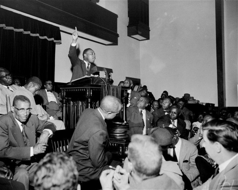 the life of martin luther king jr and his crusade for racial equality Martin luther king jr:  the rev dr martin luther king jr was the prophet of their crusade for racial equality  (joseph louw/the life images collection.