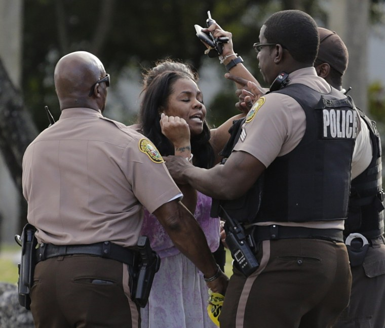 Image: Miami shooting investigation