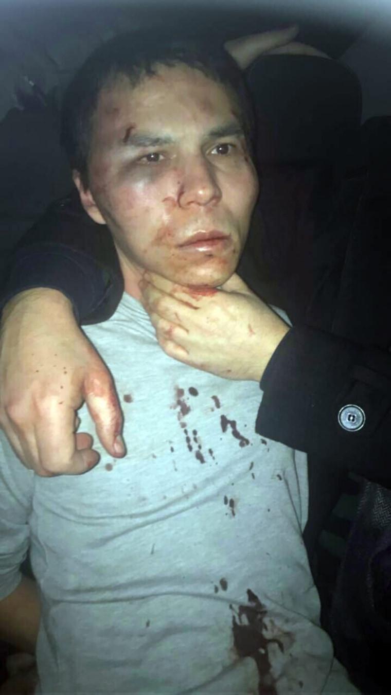 Image: Istanbul Reina nightclub attacker arrested