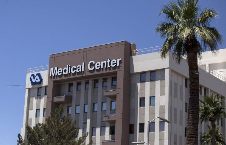 Image: Carl T. Hayden VA Medical Center