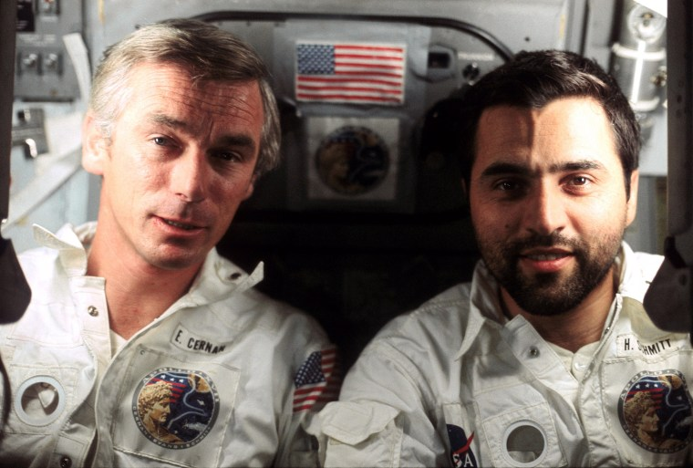 Image: US-SPACE-OBIT-NASA-CERNAN