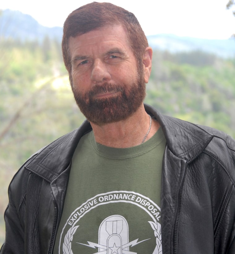 Stephen Arrington is seen in this photo taken in 2015.