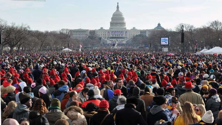 Image: US-POLITICS-INAUGURATION-FEATURES