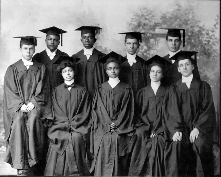 A still from Tell Them We Are Rising: The Story of Black Colleges and Universities by Stanley Nelson. Courtesy of Sundance Institute.