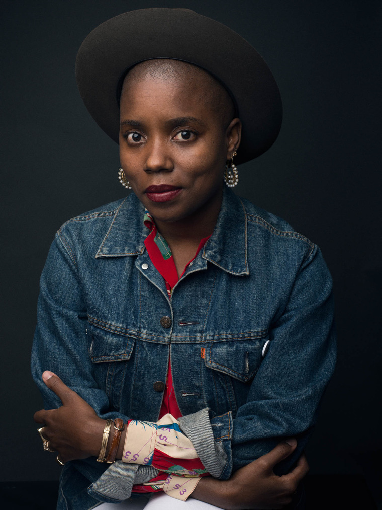 Janicza Bravo, director of Lemon, an official selection of the NEXT program. Courtesy of Sundance Institute.