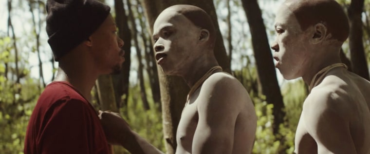 A film still from The Wound. Courtesy of Sundance Institute.