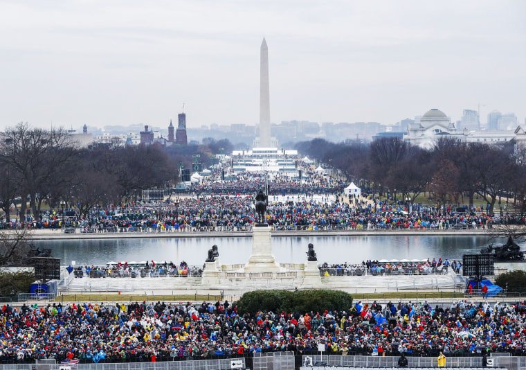 Image: US Presidential Inauguration