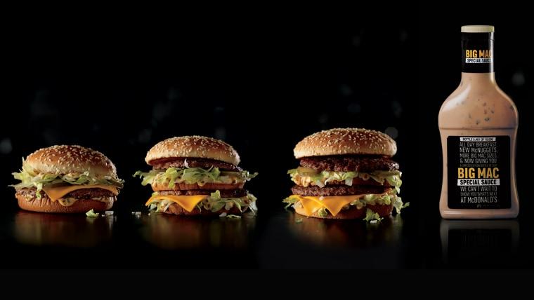 Big Mac Special Sauce from McDonald's