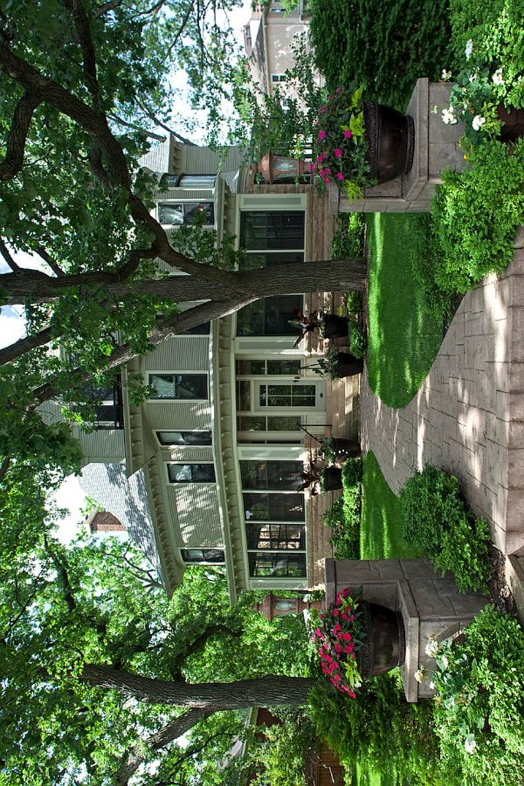 Mary Tyler Moore's home