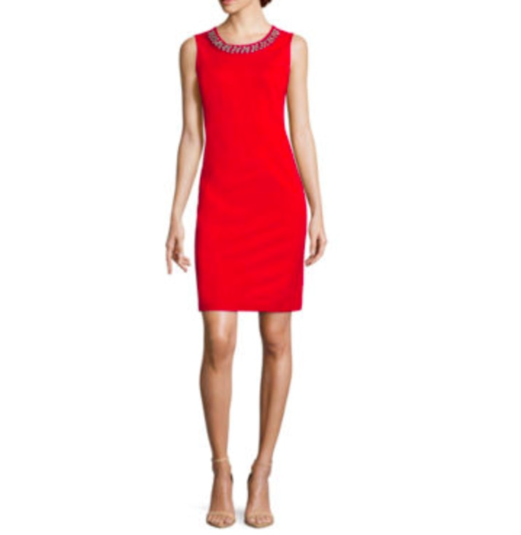 Liz Claiborne Sheath Dress