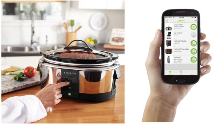 Smart Phone Controlled Slow Cooker