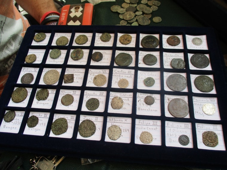 Image: Operation Pandora focused on the illicit trafficking of cultural goods, with a particular emphasis on war zones.
