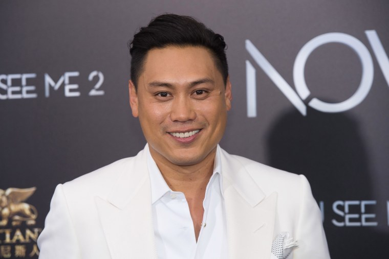 Image: Jon Chu attends a film premiere in New York