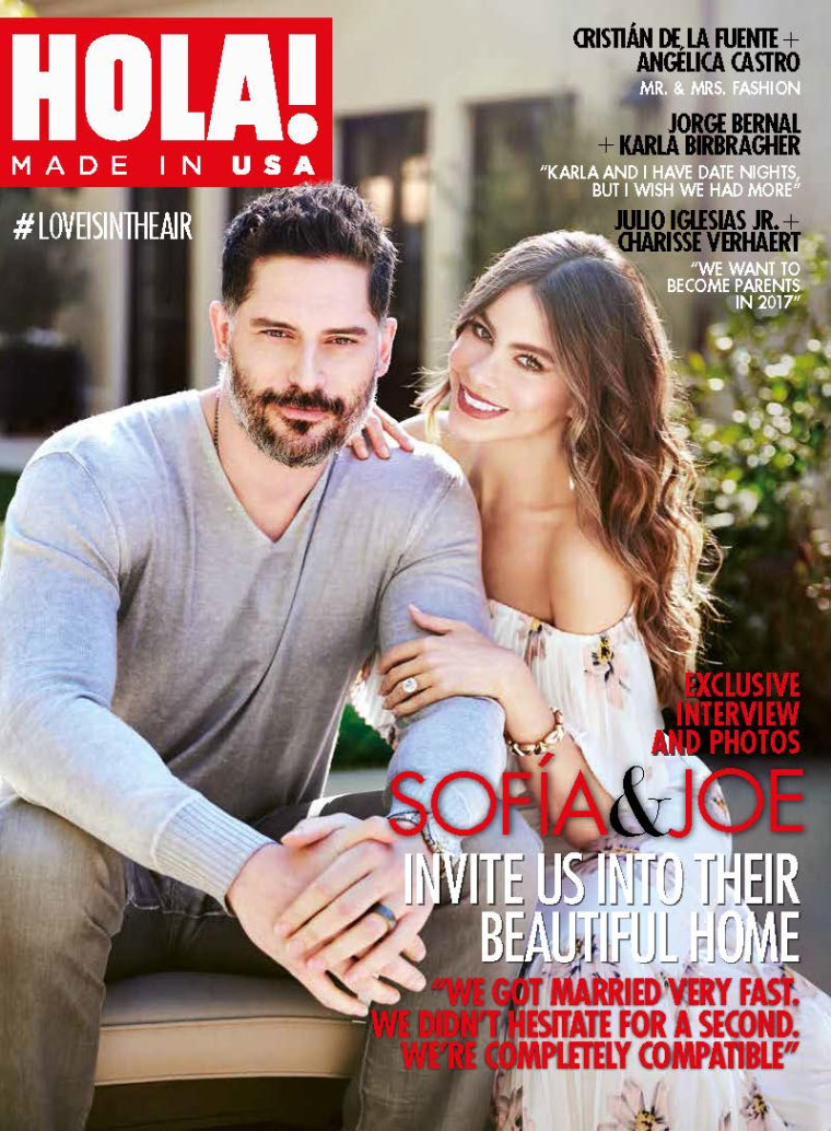 HOLA! USA March Cover Issue