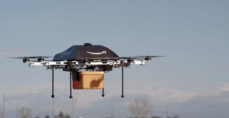 Image: Amazon drone