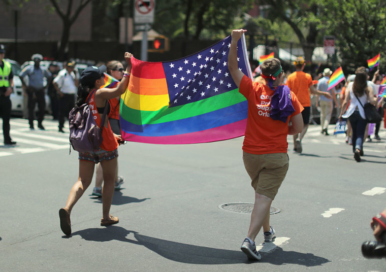 New York City Pride 2016 - March