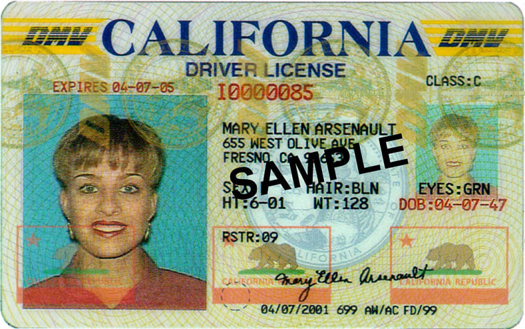 California Redesigned Their Licenses for