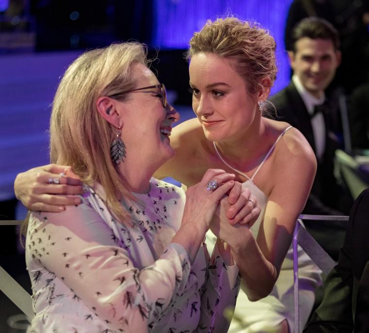 Meryl Streep, Brie Larson