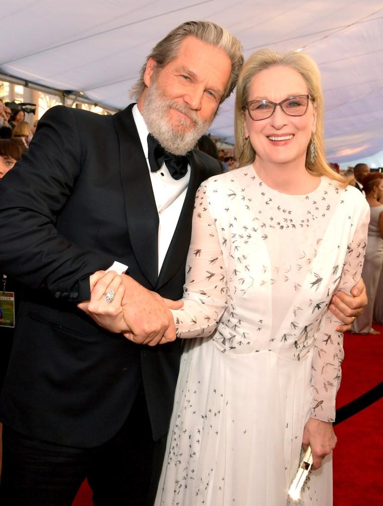 Jeff Bridges, Meryl Streep