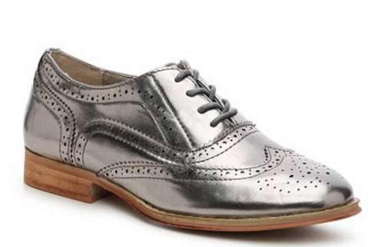 Silver Oxford