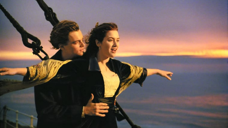 Never let go! Kate Winslet talks reuniting with 'Titanic' co-star ...