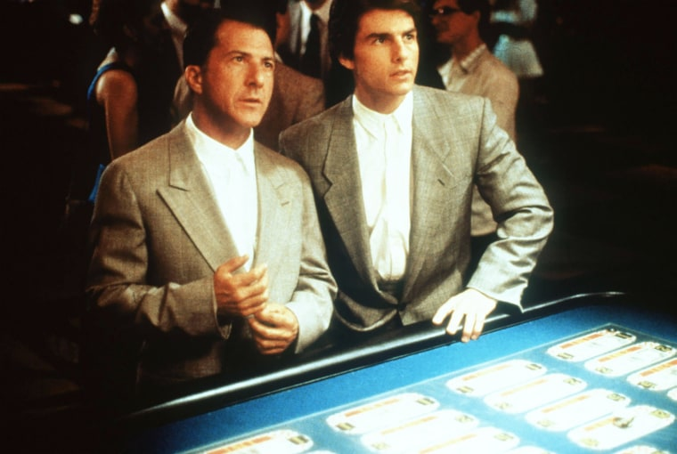 """""""Rain Man"""" 1988"""
