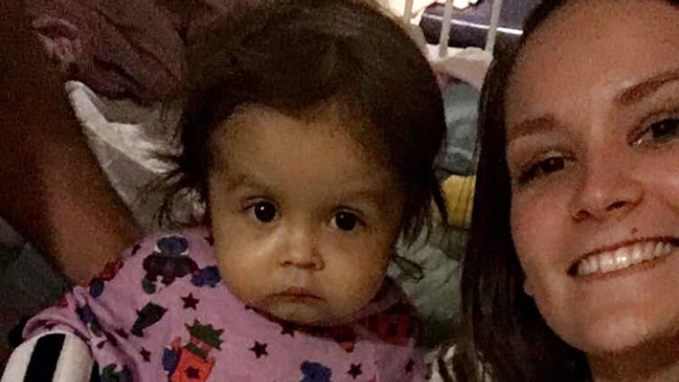 Nanny donates part of liver to save toddler