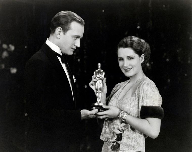 Norma Shearer Oscar 1930