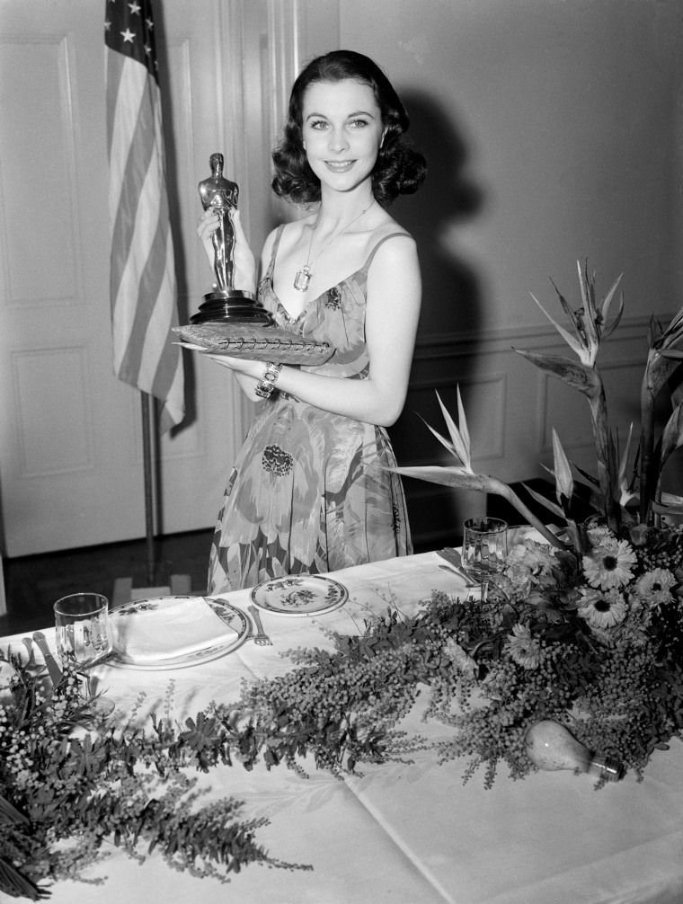 Vivien Leigh Oscars 1940