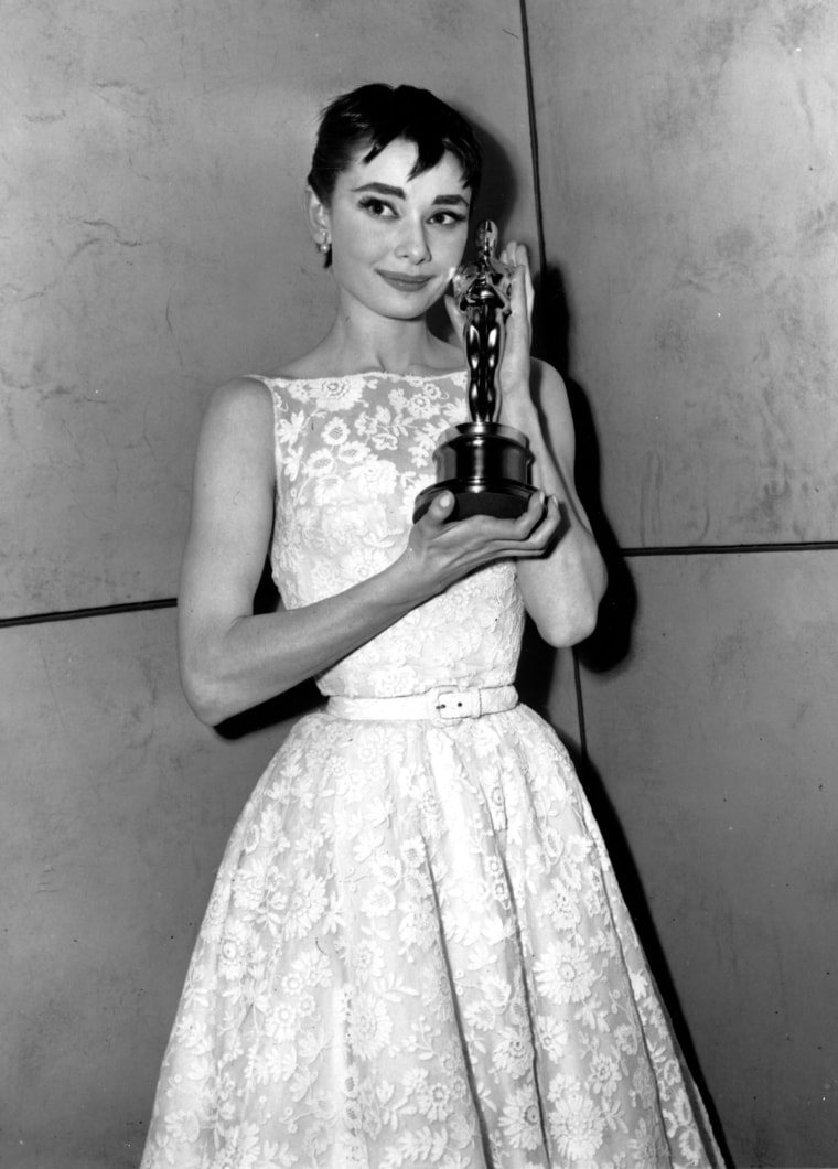 Audrey Hepburn Oscars 1954