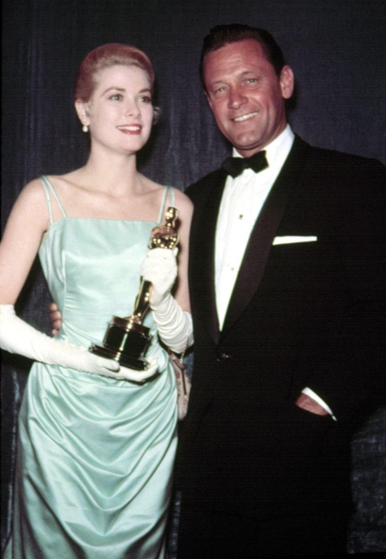 Grace Kelly 1955 Oscars best actress
