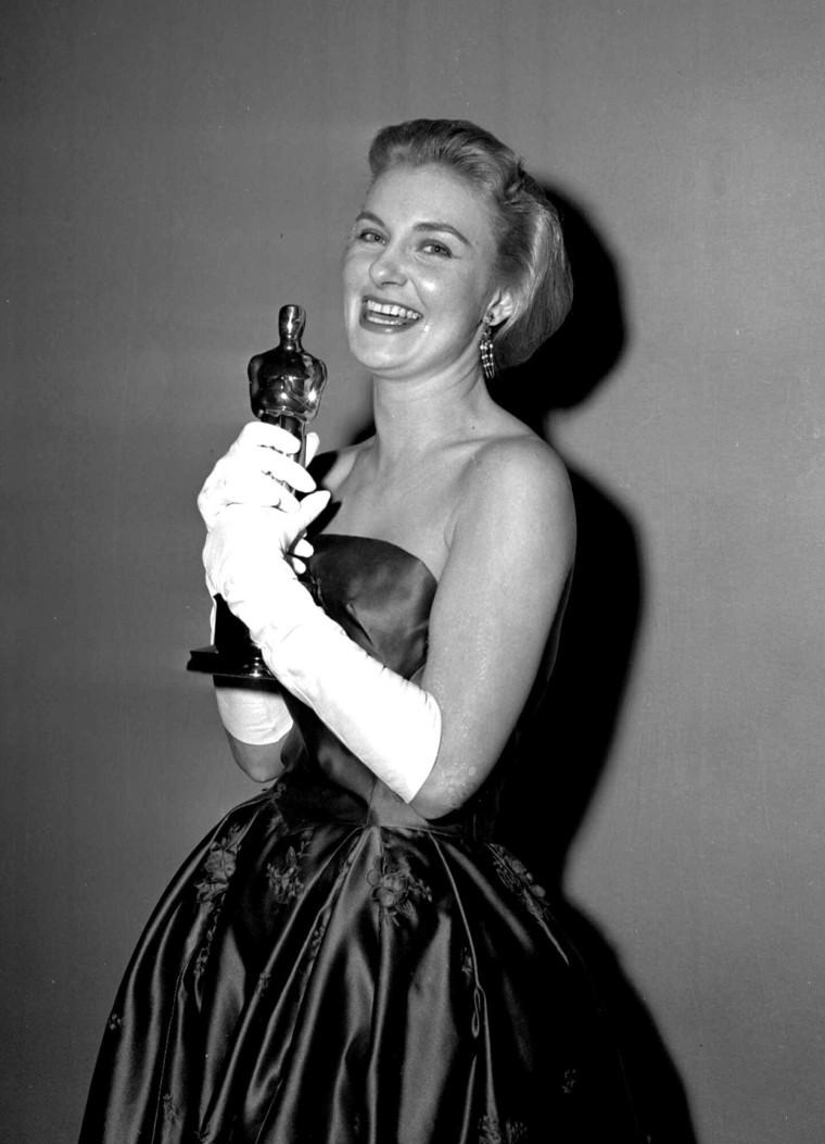 JOANNE WOODWARD Oscars 1958