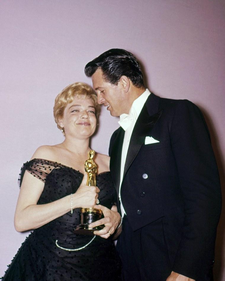 Simone Signoret Oscars 1960