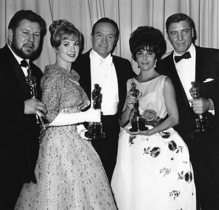 Elizabeth Taylor Oscars 1961
