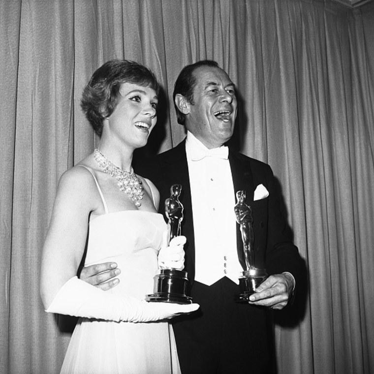 Julie Andrews Oscars 1965