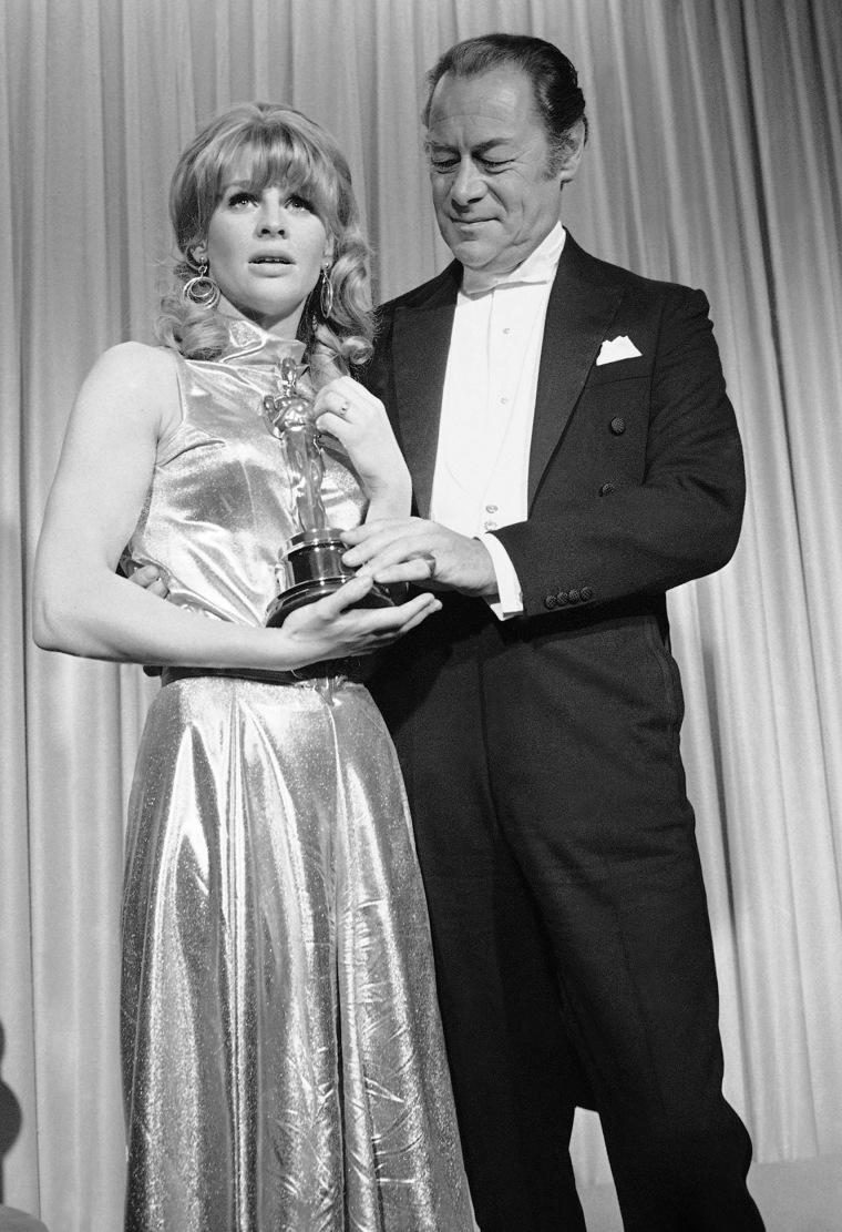 Julie Christie Oscars 1966