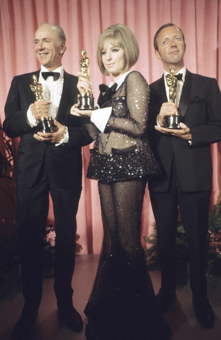 Barbara Streisand Oscars 1969