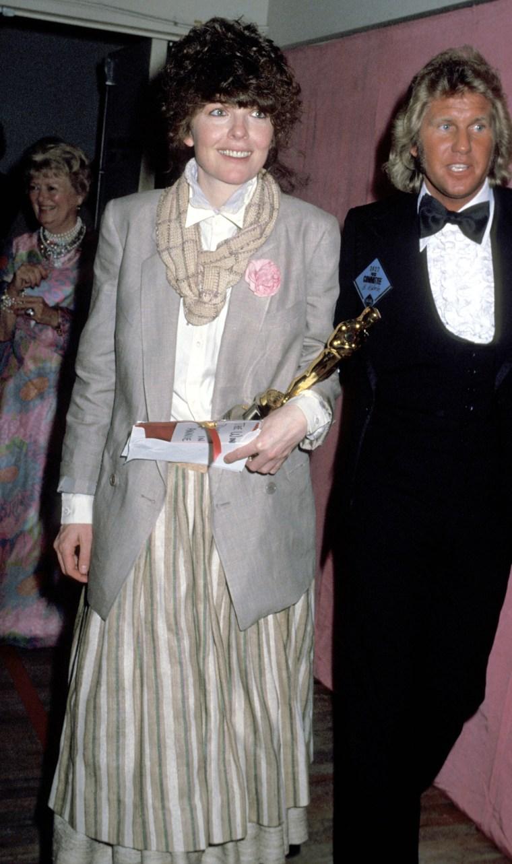 Diane Keaton Oscars 1978