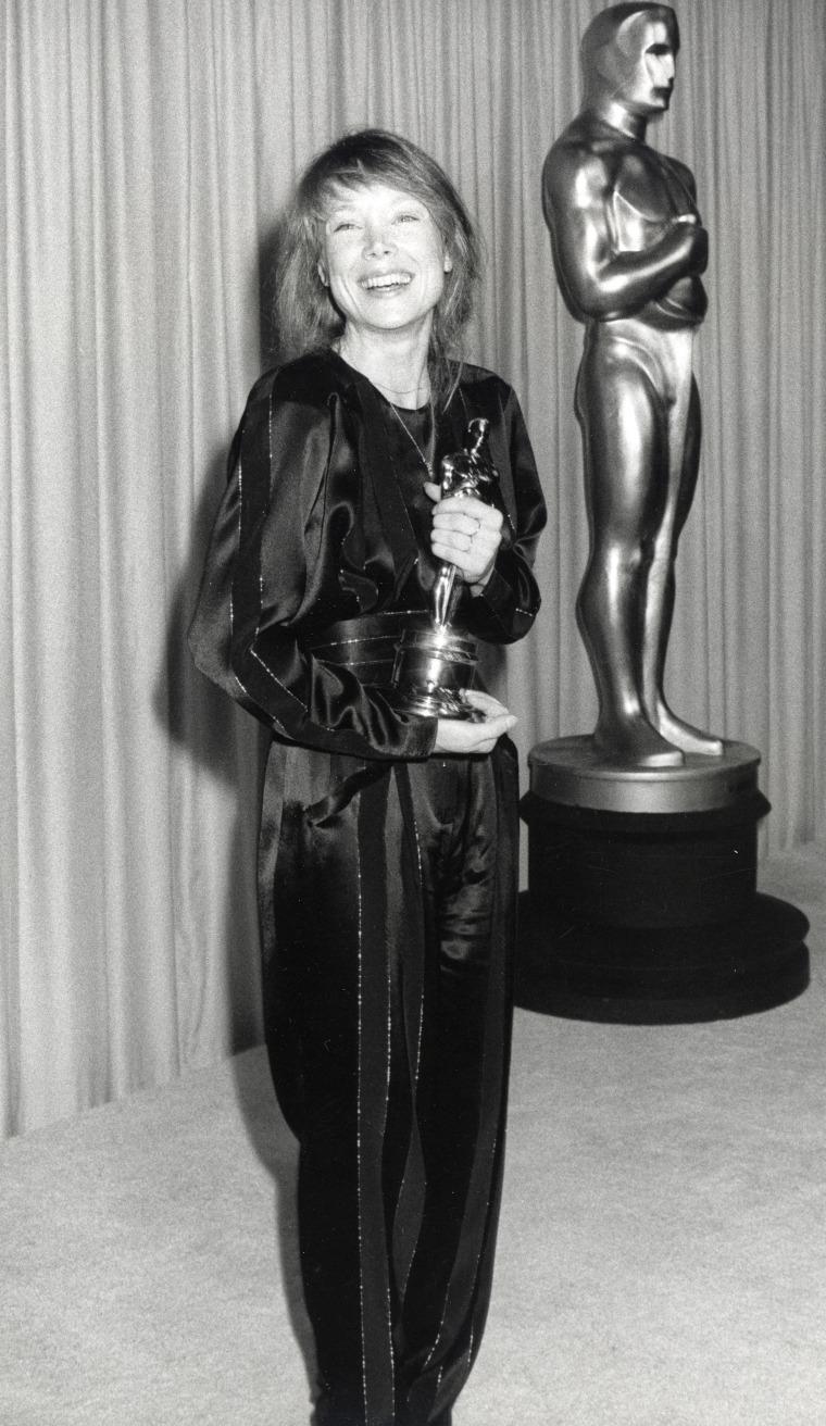Sissy Spacek Oscars 1981