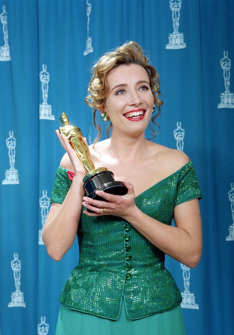 Emma Thompson Oscars 1993