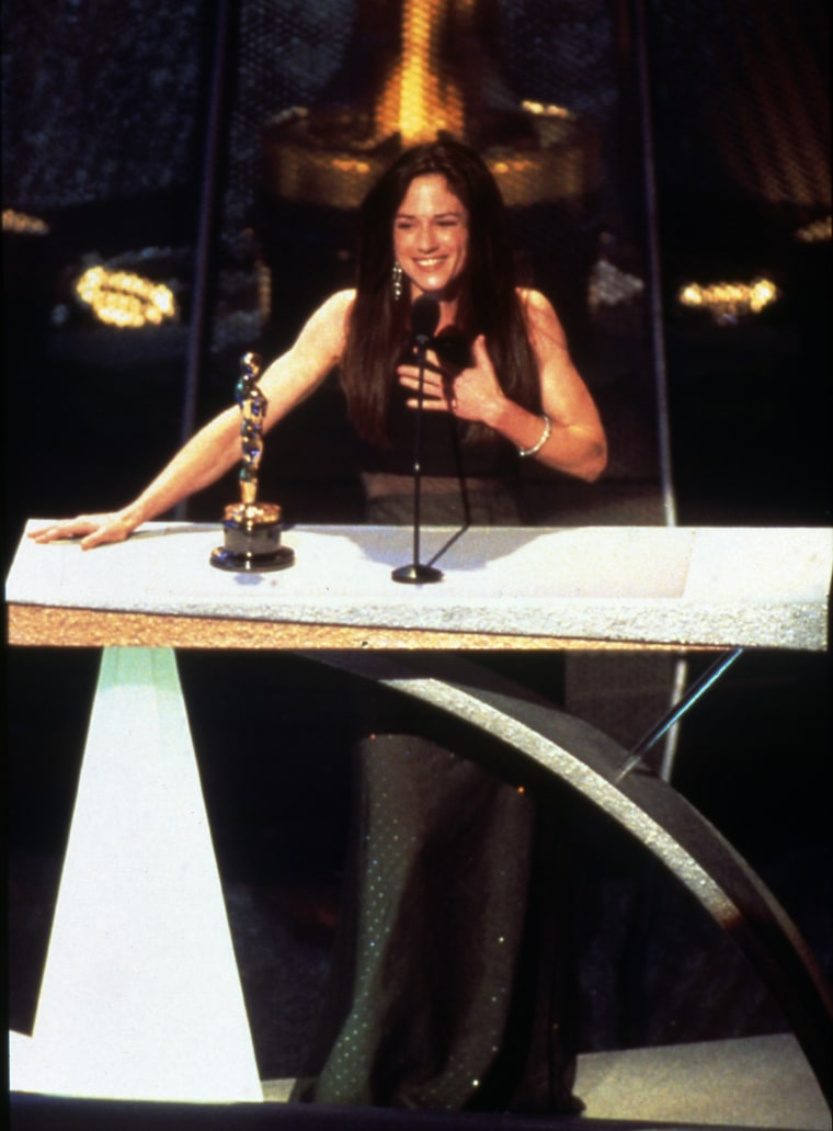 Holly Hunter Oscars 1994