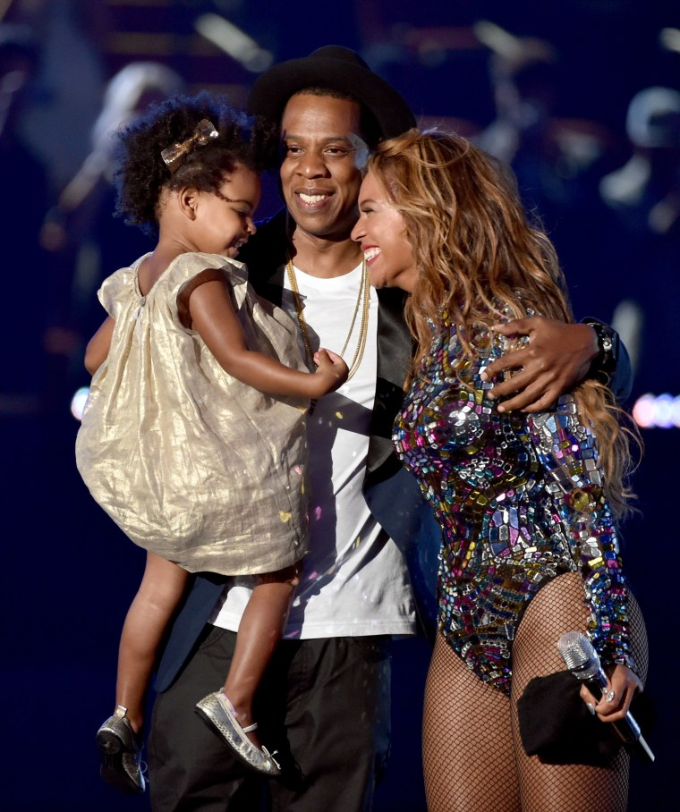 Beyonce, Jay-Z and Blue Ivy are a true family